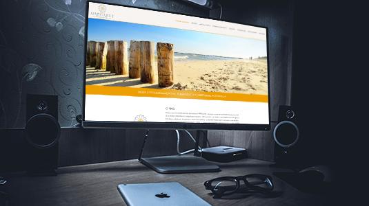 Realizacja strony internetowej Kołobrzeg