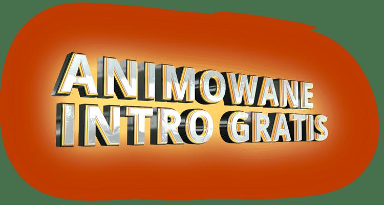 Animowane intro gratis - oferta dodatku do strony internetowej